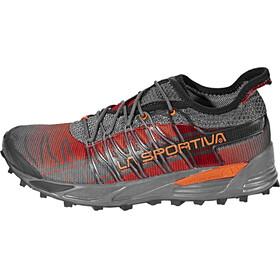 La Sportiva Mutant Running Shoes Men Carbon/Flame